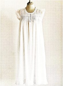 Stephanie cotton nightie