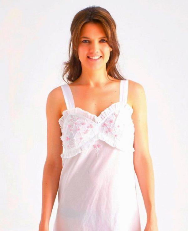 Sexy cotton sleepwear Elizabeth. Sexy cotton nightie