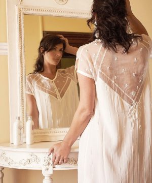 Luxury silk nightwear,Cecile. Luxury silk nightwear