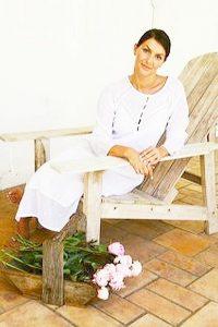 Rose Trellis 3/4 sleeves
