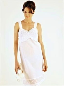 Louise Mitchell Size Guide for Cotton and Silk Nightwear