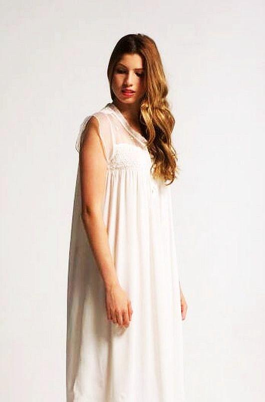 Silk sleepwear, Michelle. Luxury silk sleepwear