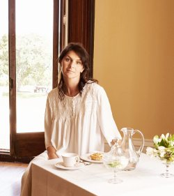 Luxury silk sleepwear Michelle