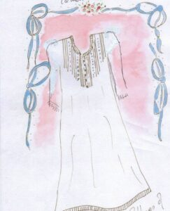 Alexandra silk nightie