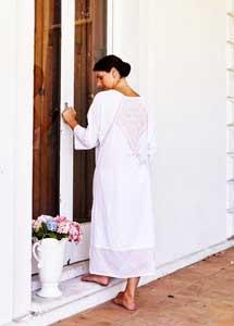 Luxury Cotton Nightwear