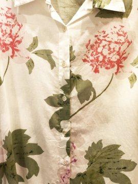 Cotton nightshirt Prairie Rose