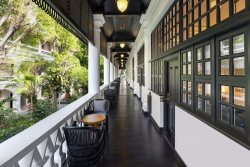 Raffles Hotel Singapore 1887