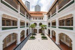 Raffles Hotel Singapore 2019
